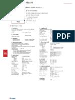 MONITORING RELAYS. w VOLTAGE MONITORING RELAY UR5U1011. w SCHRACK-INFO. w TECHNICAL DATA.pdf