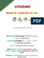 ELABORACION DEL PAN Actividades
