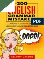200 English Grammar Mistakes!