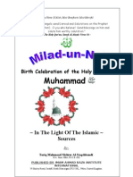 2910865 MY NEW BOOK MILADUNNABI Birth Celebration of the Prophet Muhammad Peace Be Upon Him
