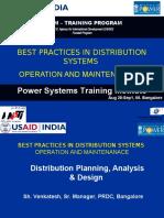 Distribution planning-prdc