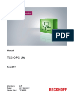 Tf6100 Tc3 Opc-ua En