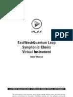 EWQL Choirs Manual