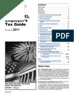 Employer's Tax Guide (Circular E)