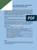 Régles de decision ISO 17025