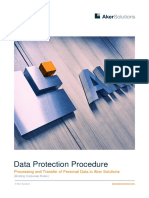 Aker Solutions Data Protection Procedure Version 01