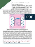 1.6 Eliminarea avansată a substantelor minerale dizolvate din apele uzate