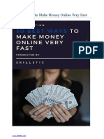 50 Best Ways to Make Money Online Very Fast