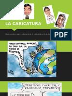 Diapositivas Tema La Caricatura