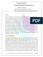 social justice under indian constitution by Puneet Pathak.pdf
