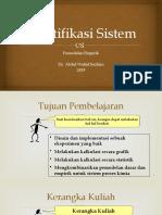 05-2020 Identifikasi Sistem (Pemodelan Empirik)