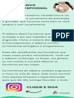 Adesivo Anticoncepcional - Amato Instituto
