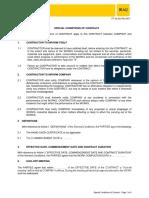 ITT-20-QAI-PRJ-0017 - Appendix A - Service - Special Terms and  Conditions