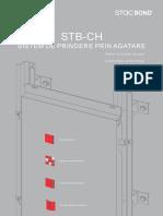 Prezentare sisteme prindere STAC pentru fatade ventilate