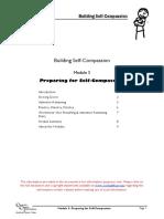 Building Self-Compassion - 03 - Preparing for Self-Compassion
