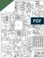 CCE TV HPS-2199FS Diagrama Esquematico
