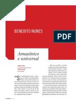 Lessa - Benedito Nunes - Amazônico e universal
