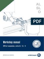 Workshop Manual Air Suspensions Series AL SL O 35391701e 01