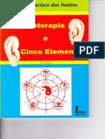 Auriculoterapia e Os 5 Elementos_Jose Francisco Dos Santos