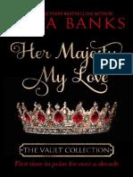 Her Majesty My Love (The Vault - Maya Banks