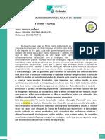 RH11492 -Psicologia Jurídica - Alienação parental.  Silvana C Marques 2