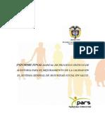Informe Final Manual Auditoria Para El Mejoramiento de La Calidad