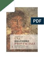 Christol M._Une histoire provinciale