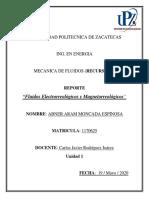 Reporte Fluidos ER & MR (ABNER_1170625)