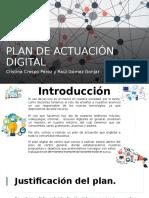 Plan de Actuación Digital