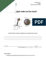Lectura sobre los virus biológicos