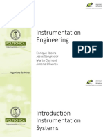 Topic 1- Introduction to Instrumentation Systems