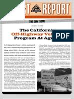 September 2006 Desert Report, CNCC Desert Committee