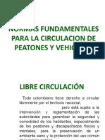 Legislacion y normas de transito Javier Autos