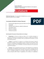 DIRECTOR FINANCIREO SCOTIABANK