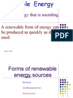 Renewable Energy Sources,Hydrogen