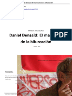 Daniel Bensaïd