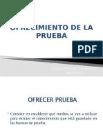 POWER POINT OFRECIMIENTO DE LA PRUEBA (2).pptx