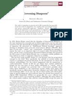 RAGAZZI 2009 - Governing Diasporas