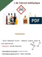 Toxicologie du Méthanol.ppt