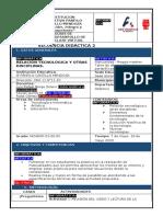 guia 2 INF - ARTÍSTICA - ED. FIS. 9 Lb
