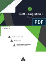 Unidad 2 - Planificacion  Diseño de red