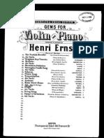 Bach Johann Sebastian Air for String Violin