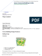 warm and humid GREEN BUILDING CASE STUDY