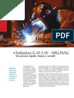 Soldadura G.M.A.W - MIG_MAG
