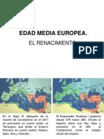 Edad Media Europa Asia