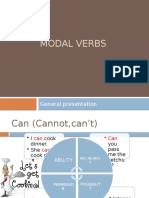 ppt modal verbs