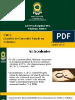 CBCA, EXPOSICION FINAL 1111