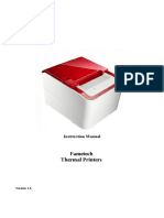 Tysso Installation manual