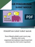 PROSEDUR PENGURUSAN SURAT MASUK - Copy.pptx