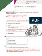 Correção Da Ficha Exploracao Powerpoint b4
